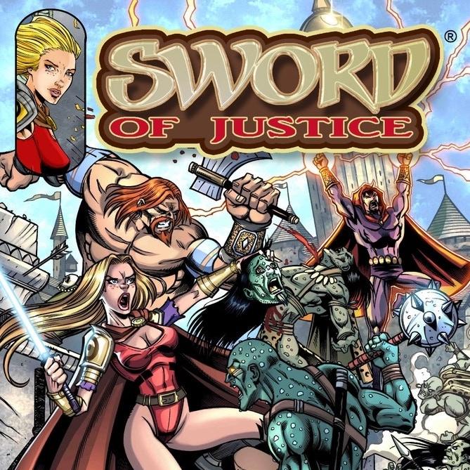 Sword of Justice #3