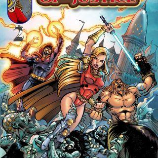 Sword of Justice #2