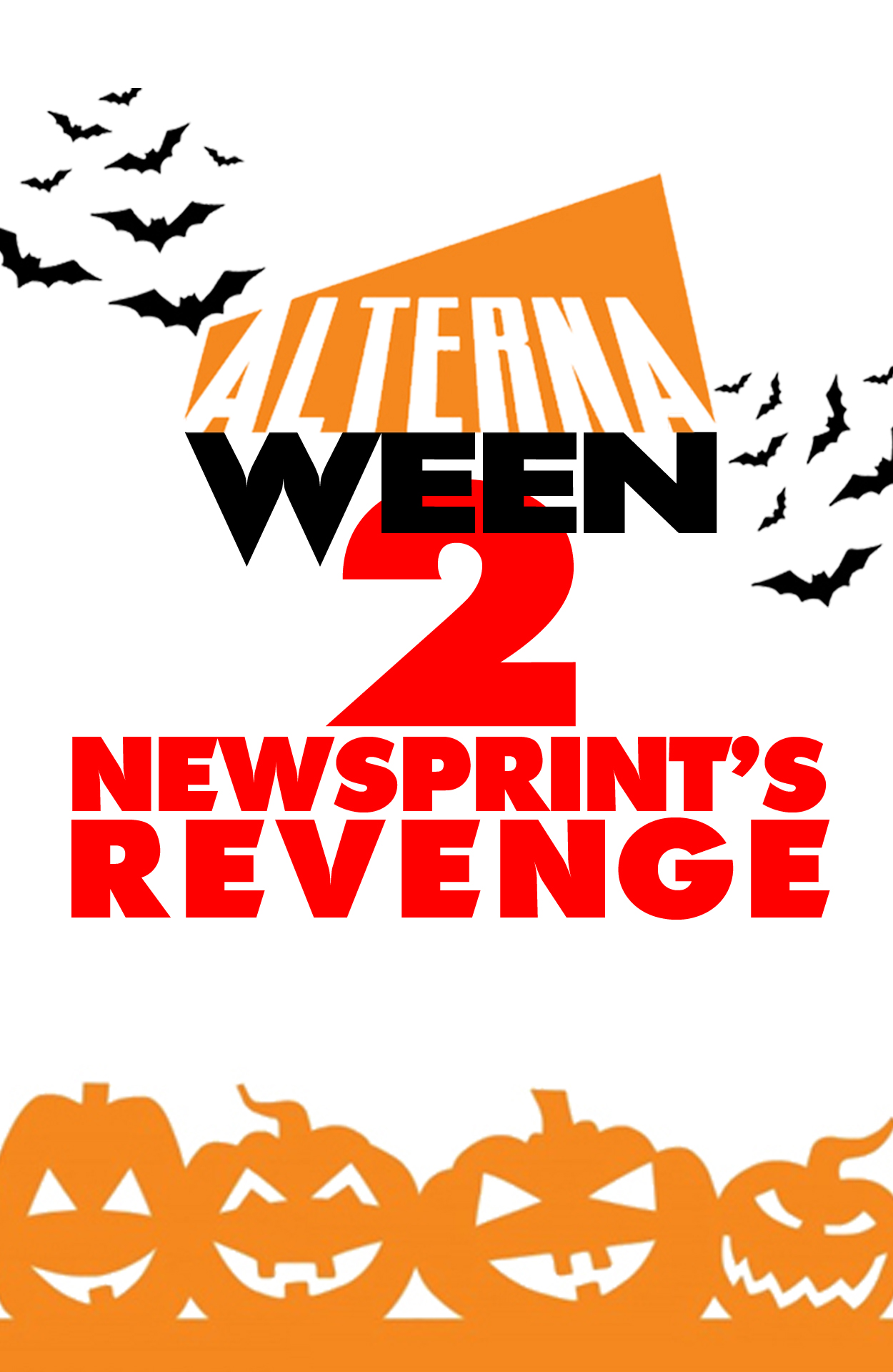 AlternaWeen 2: Newsprint's Revenge