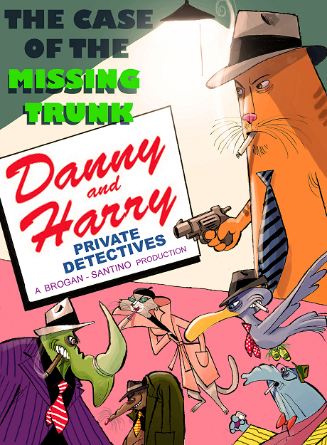 Danny and Harry: The Case of the Missing Trunk