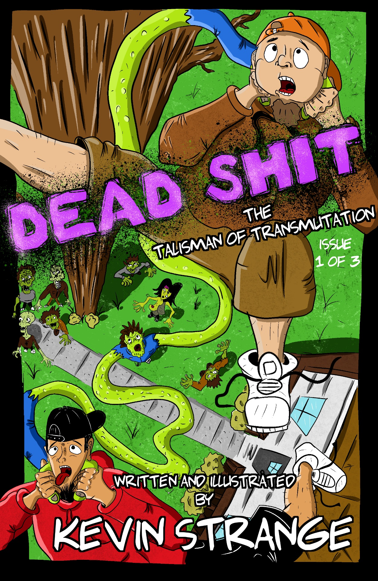 DEAD SHIT: THE COMIC BOOK Issue 1