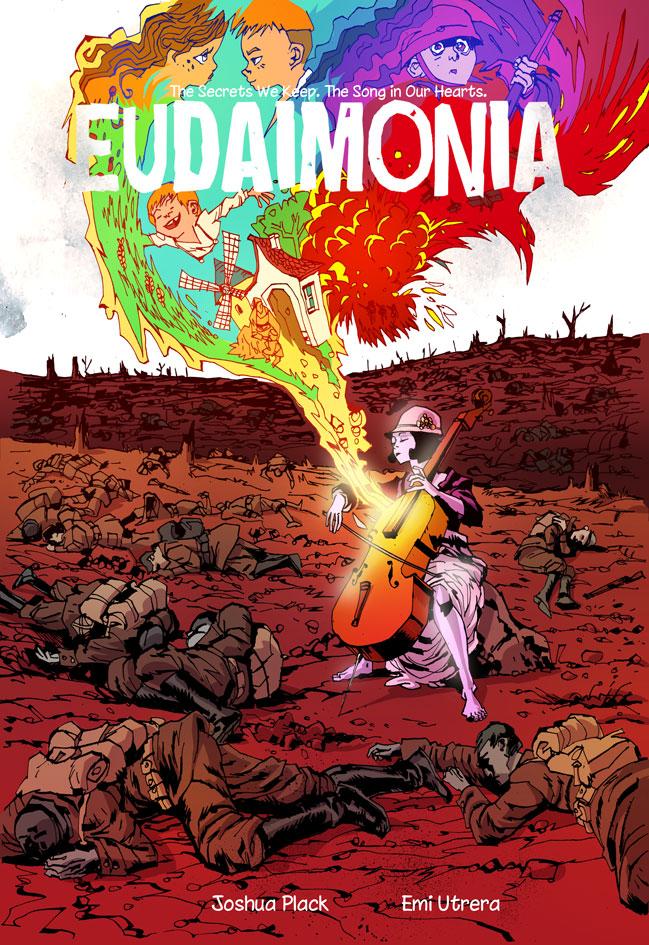 Eudaimonia #1: A WW1 Tale