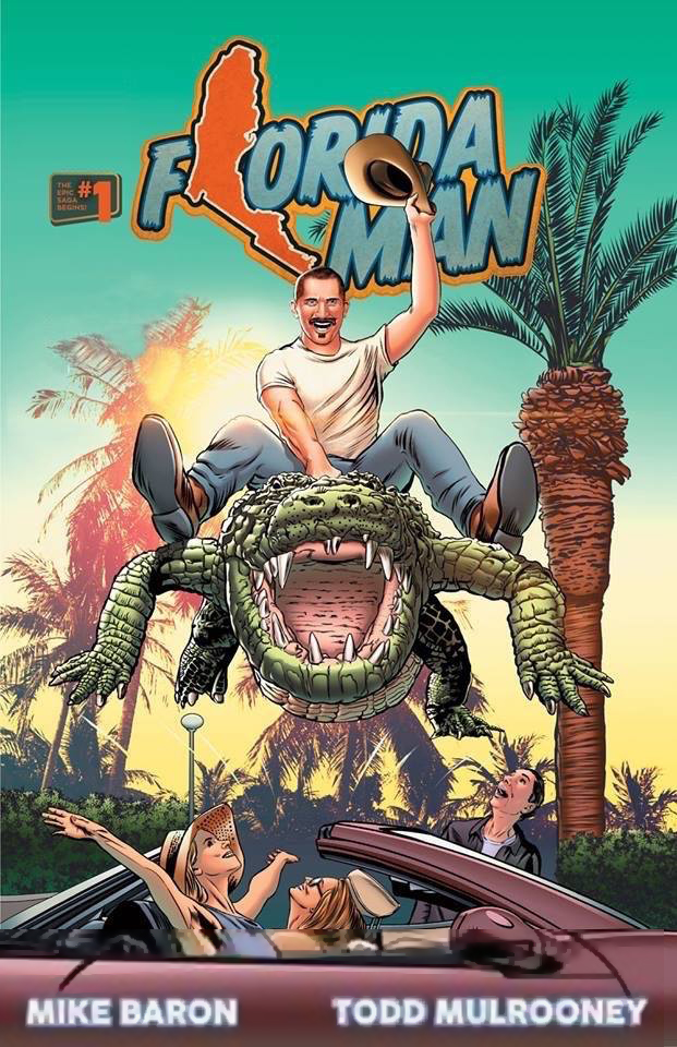 Florida Man Graphic Novel - Volume One