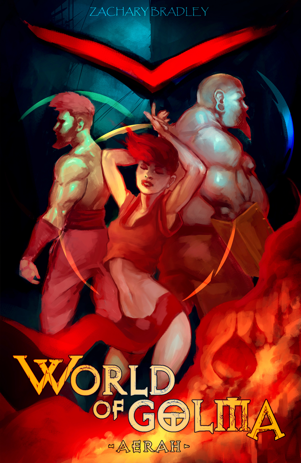 World of Golma- Book 1 Aerah