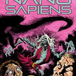 INVASION NANO SAPIENS, the Graphic Novel