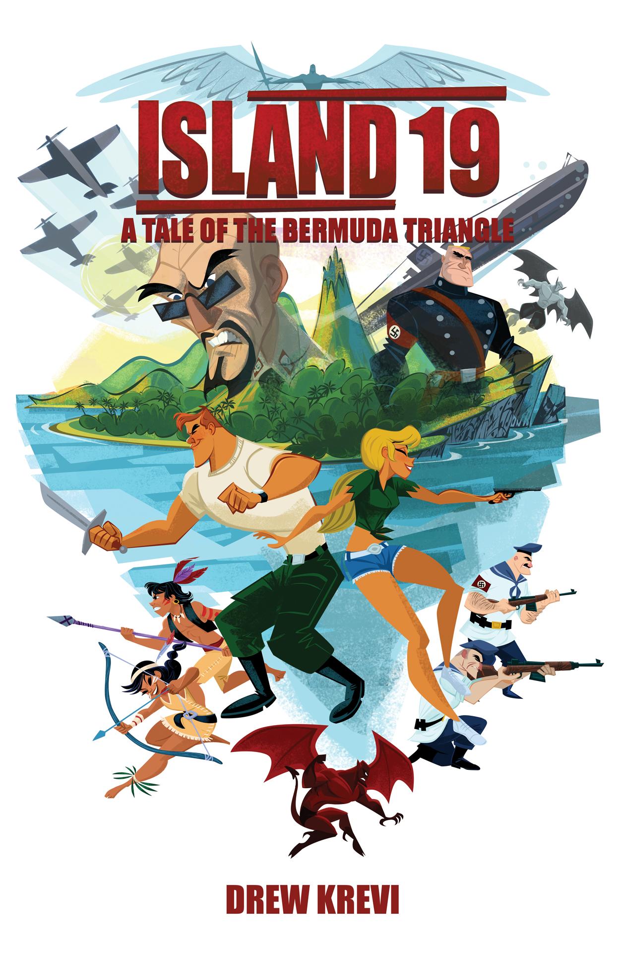 Island 19: A Tale of the Bermuda Triangle