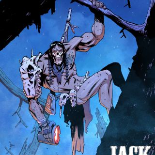 Jack Irons: The Steel Cowboy Issue #3