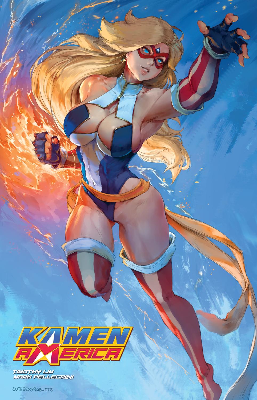 Kamen America, Volume 1