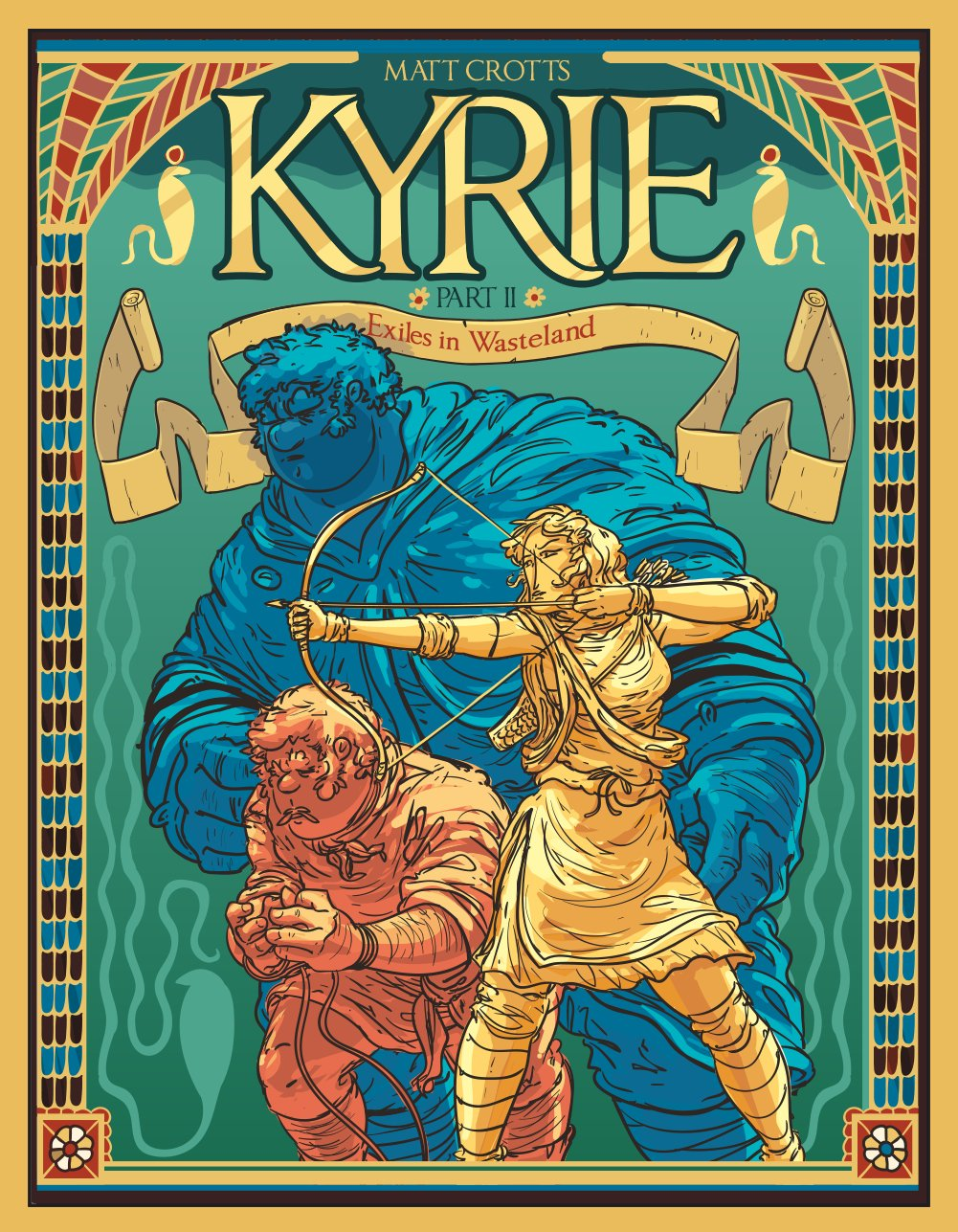 KYRIE: Exiles in Wasteland!