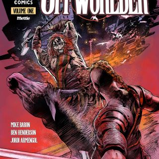 Offworlder by Mike Baron and Jordi Armengol