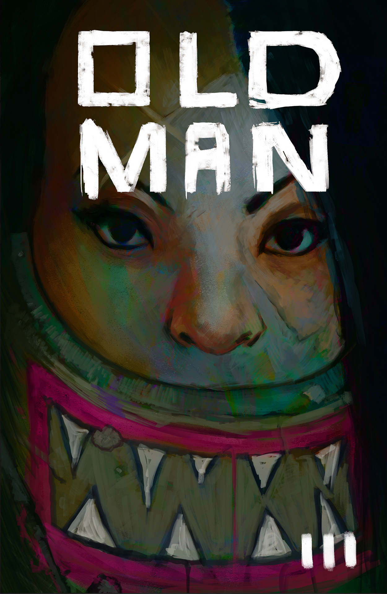 Old Man Issue 3