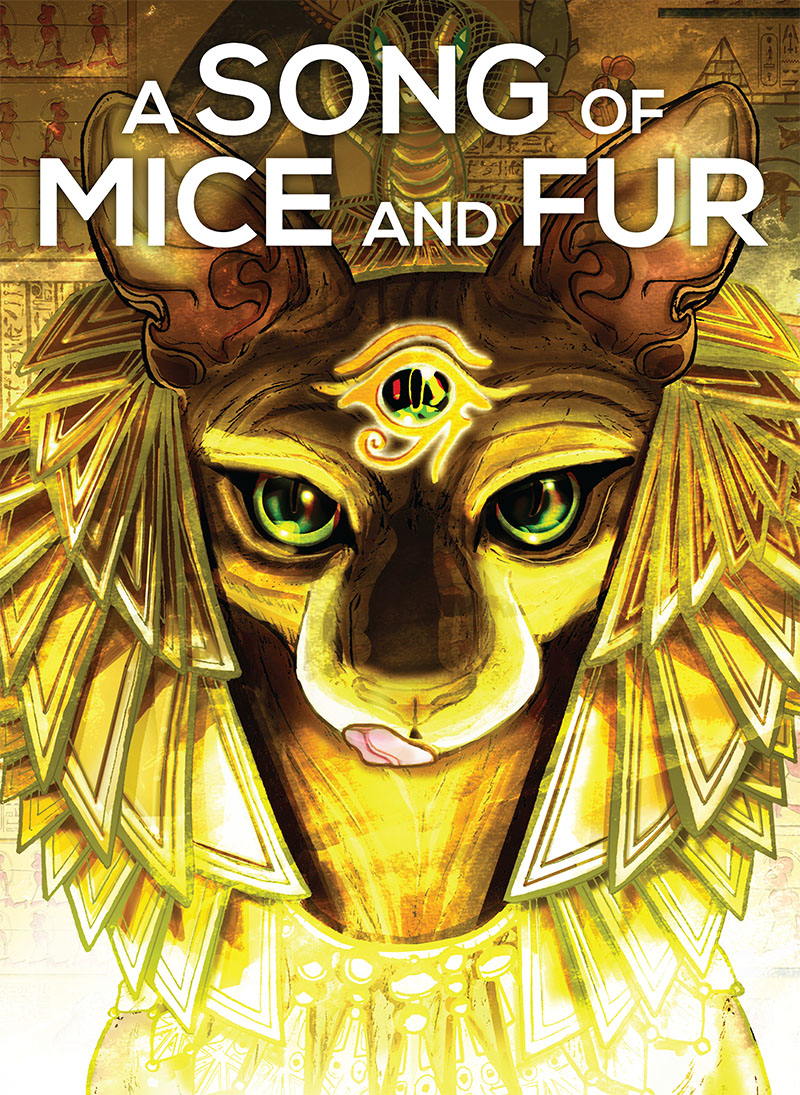 A SONG OF MICE AND FUR Graphic Novel