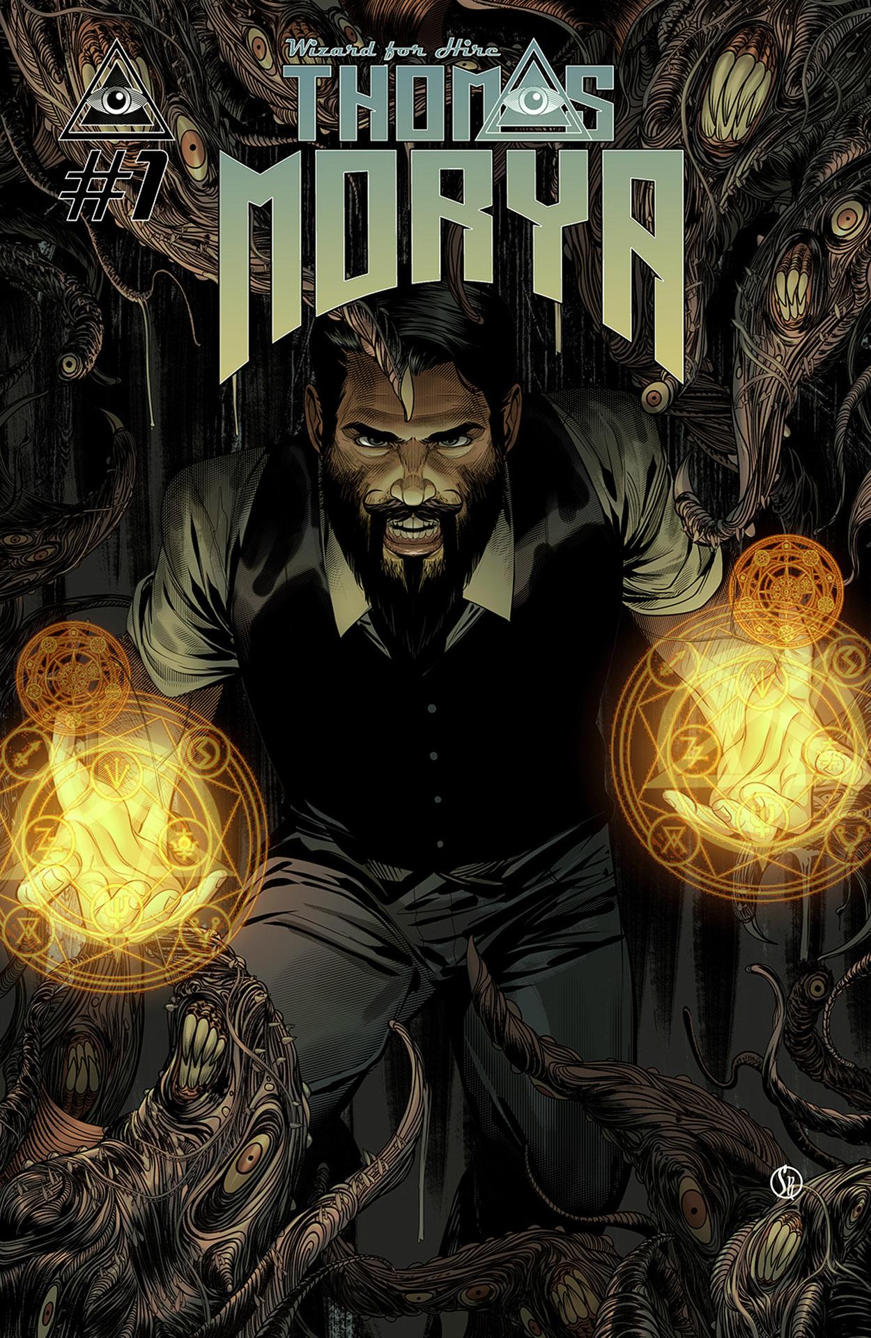 Thomas Morya - Wizard for Hire