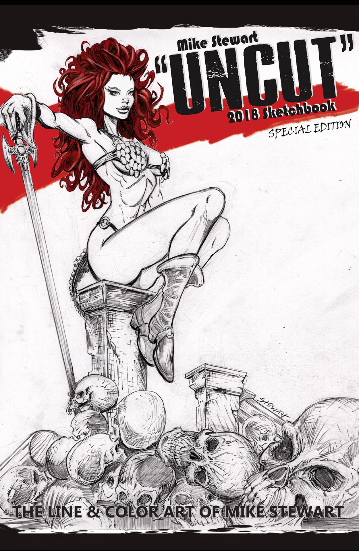 Uncut & Uncensored Artbook