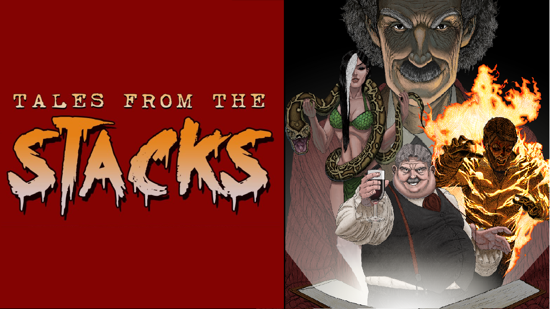 Tales From The Stacks Vol 1 Indiecron The Indie Hub